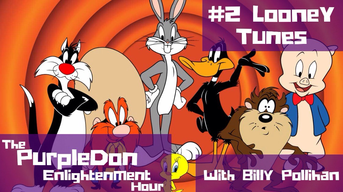 The PurpleDon Enlightenment Hour #2 – Top 5 Looney Tunes Characters Ranked
