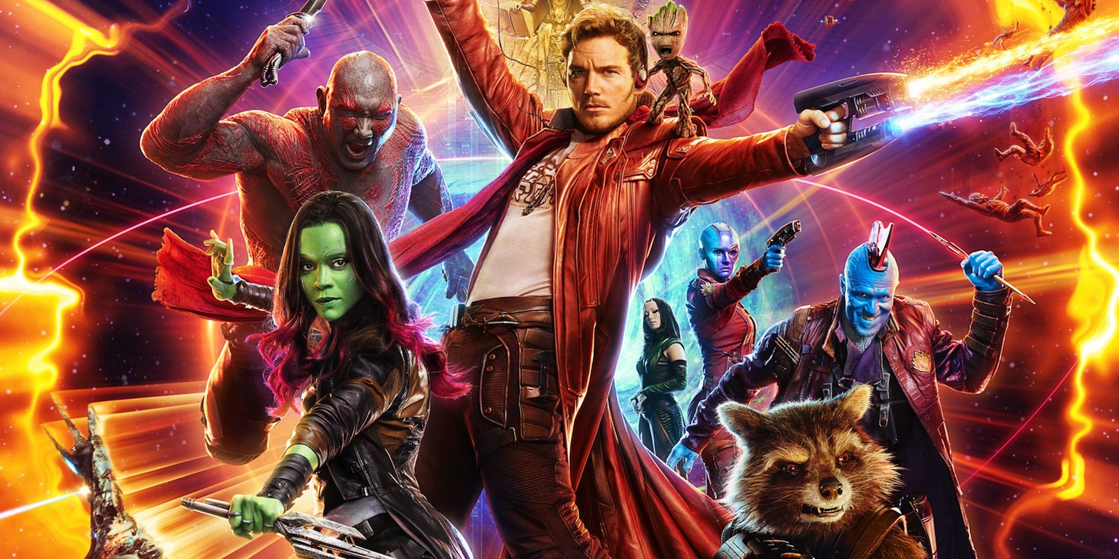 Guardians of the Galaxy: Vol 2: It's Nice To See You All Again – My *Spoiler Free Thoughts