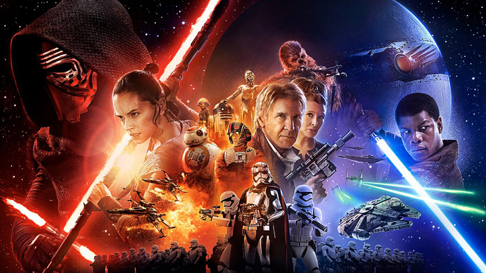 BEWARE SPOILERS AHEAD!!!!! Star Wars: The Force Awakens Discussion