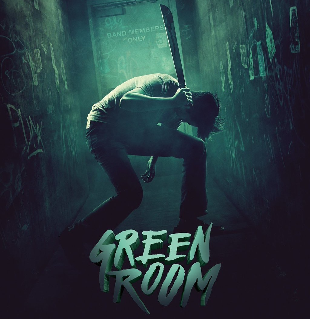 Green Room: Brutal, Chilling & Neo-Nazi Patrick Stewart – My Thoughts