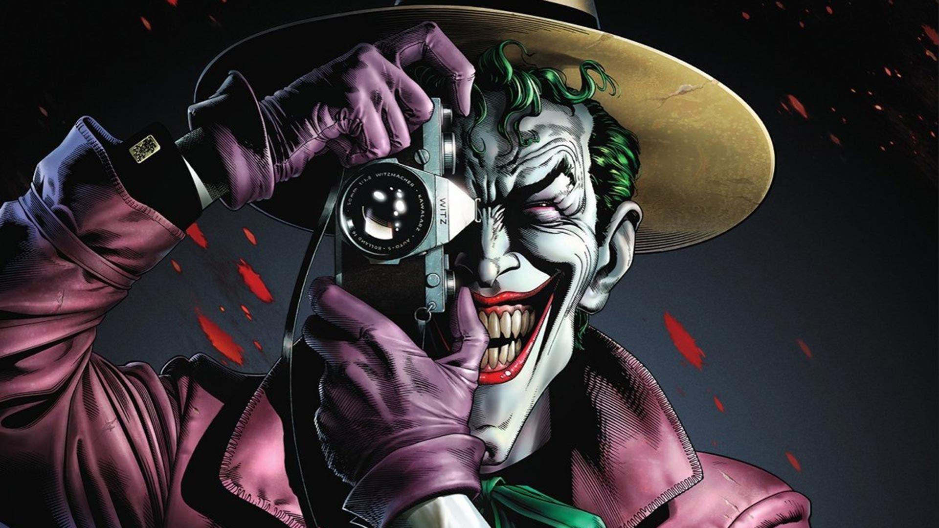 The Killing Joke: Interesting Adaptation Of Exceptional Graphic Novel – My Thoughts