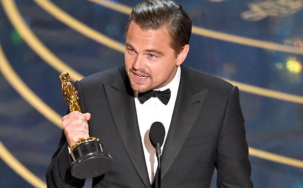Leo DiCaprio Wins First Acting Oscar In An 'Interesting' 88th Academy Awards