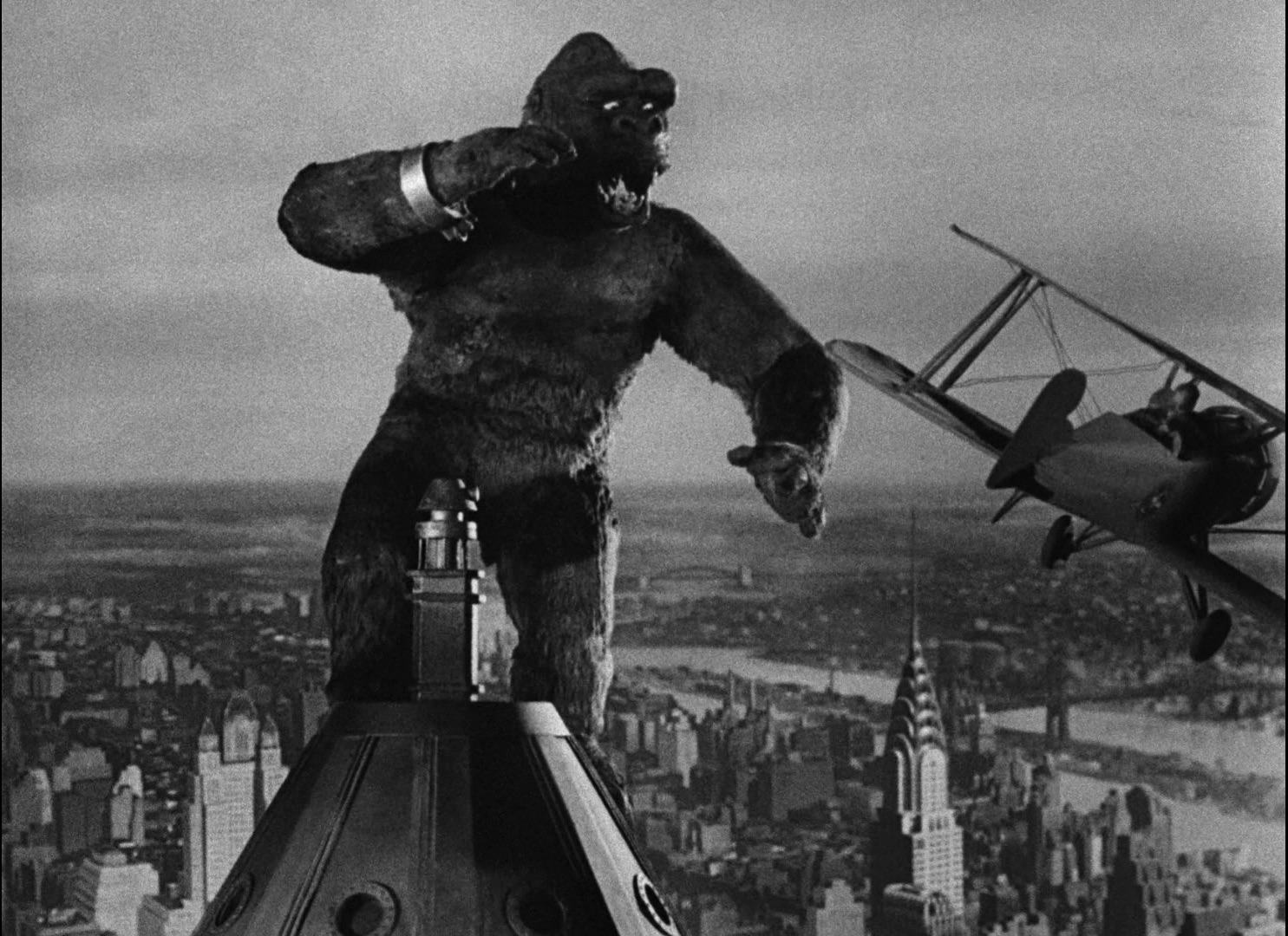 King kong 1933 filming locations