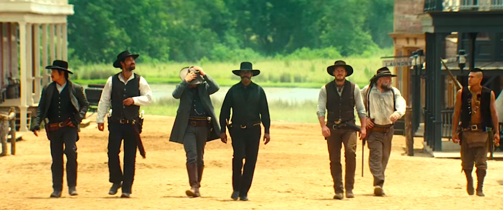 The Magnificent Seven (2016): A Fun Remake…Of A Remake – My Thoughts